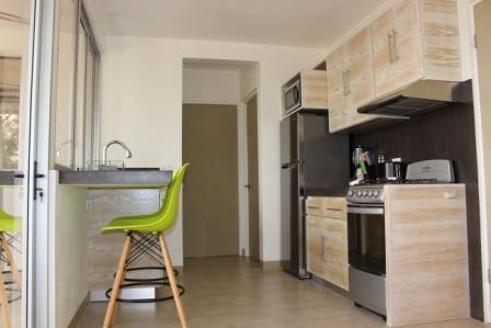 Cuisine appartements 1.3