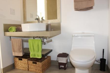 Salle de bain app. 1